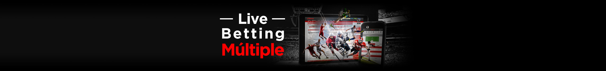 Live Betting Múltiple